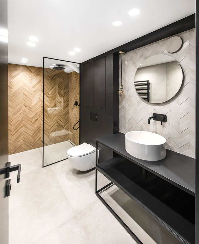 20 Restroom Lighting Concepts For Every
