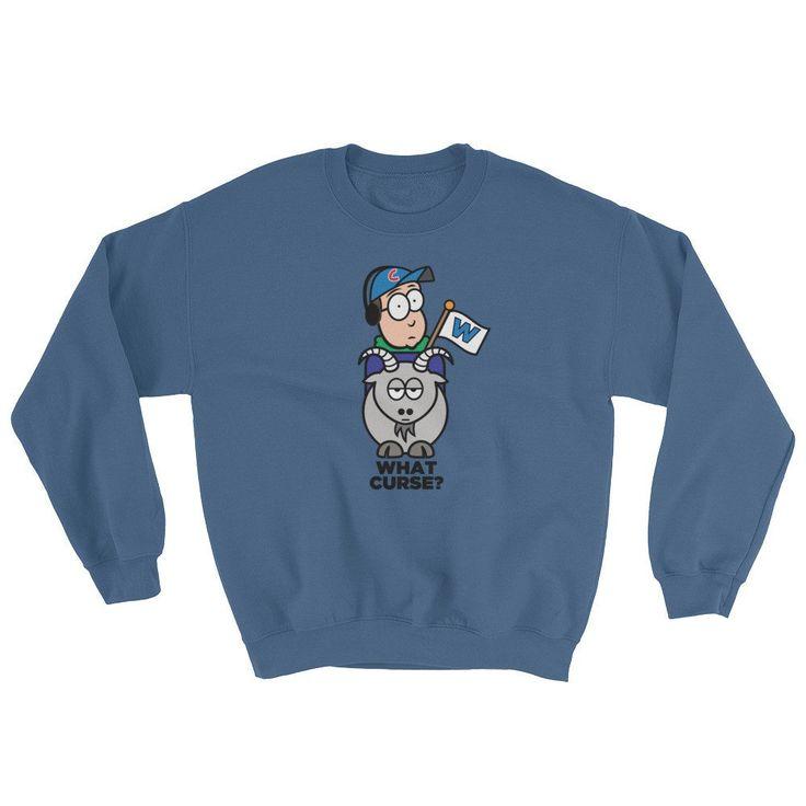 Chicago Cubs Curse Sweater – Third Jersey Apparel