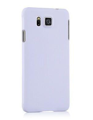 Rubber Plastic Θήκη Πλαστική Λευκή OEM (Samsung Galaxy Alpha G850F) - myThiki.gr - Θήκες Κινητών-Αξεσουάρ για Smartphones και Tablets - Πλαστική Λευκή