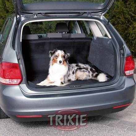 Funda para el maletero del coche que protege los laterales y el respaldo de los asientos traseros