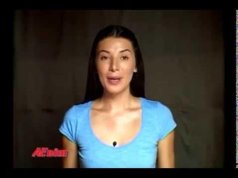 упражнения для подтяжки кожи лица - YouTube