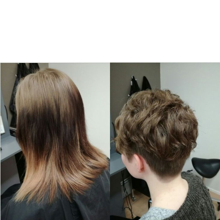 #perm #permanentti #kcperm #haircut #curly #after #before