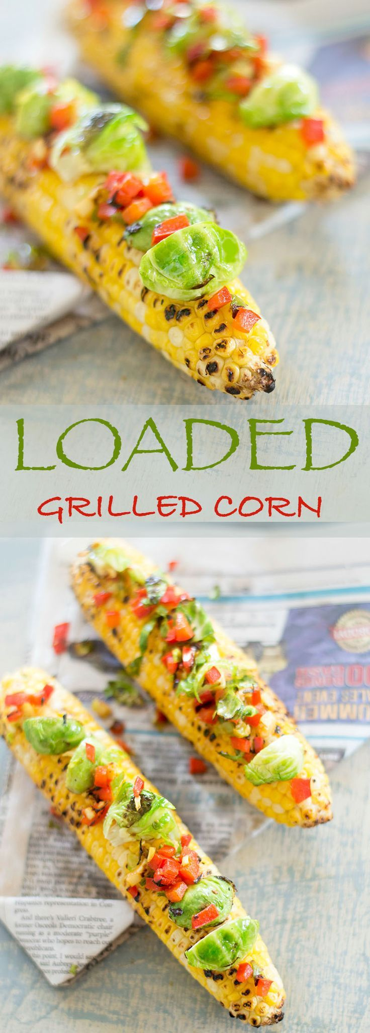 You have never had grilled corn recipe like this one. Summer grilling is fun…