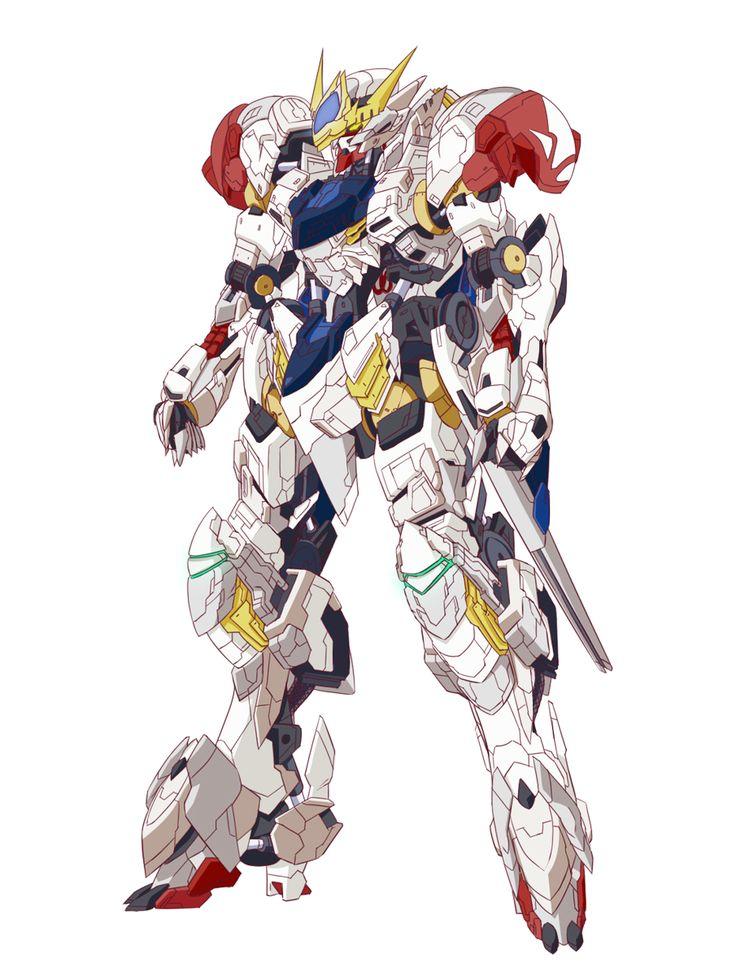 GUNDAM GUY: Mobile Suit Gundam Iron-Blooded Orphans 2nd Season - Digital Artworks