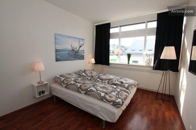 #4 Stylish Room, Central Reykjavik. i Reykjavik