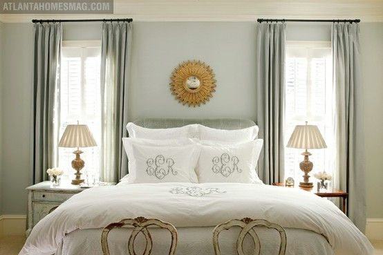"""Sherwin Williams paint color """"Sea Salt""""...washed out blue/grey...hmmm."""
