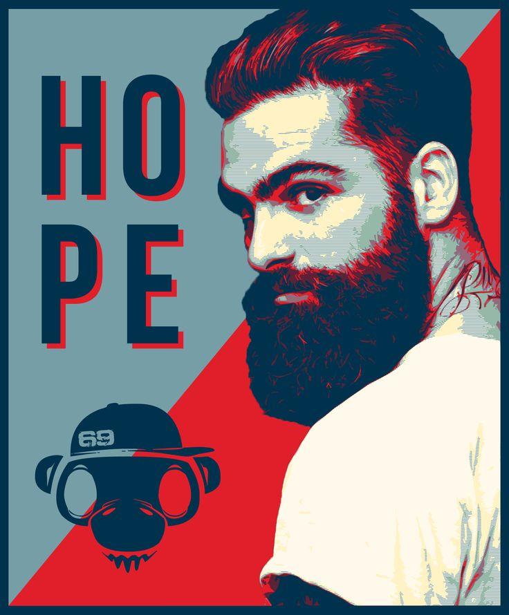 Beards Men Hope Style