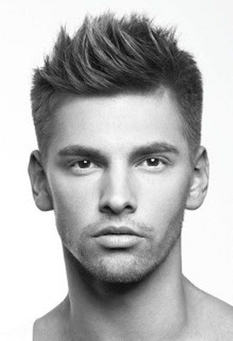 Kısa Erkek Saç Modelleri 2014