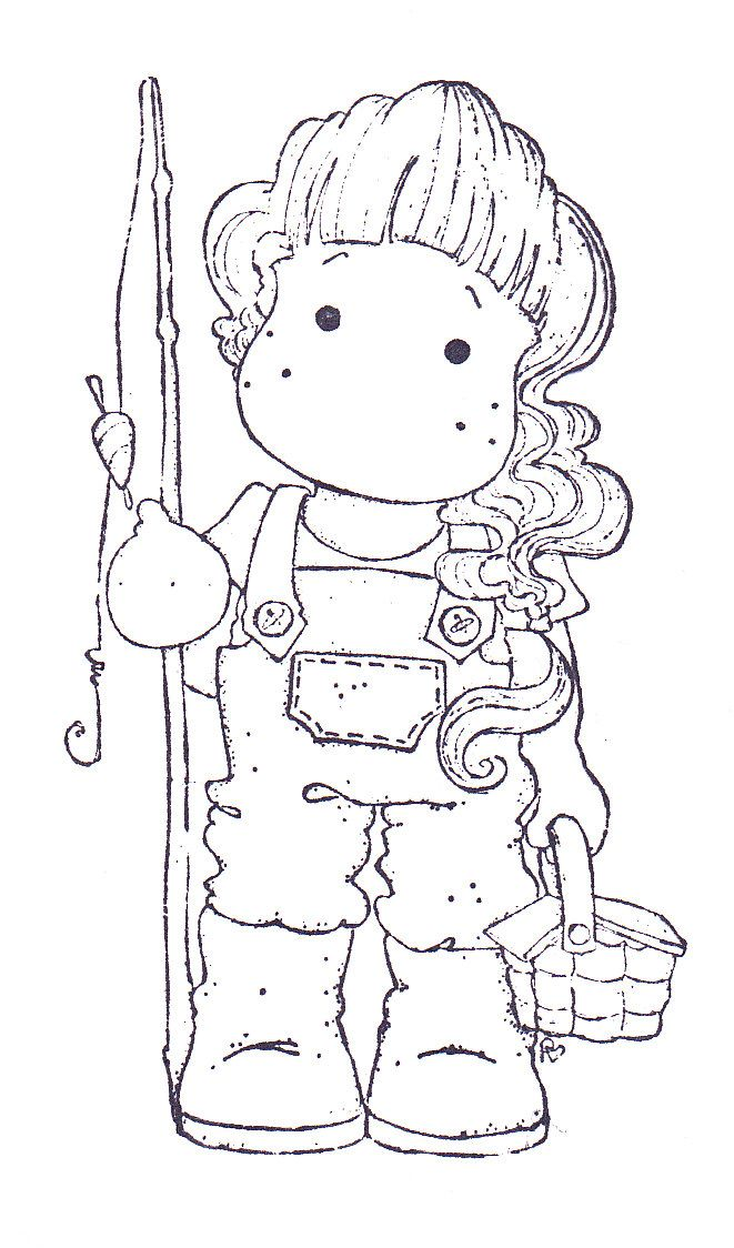magnolia stamps coloring pages - photo#41