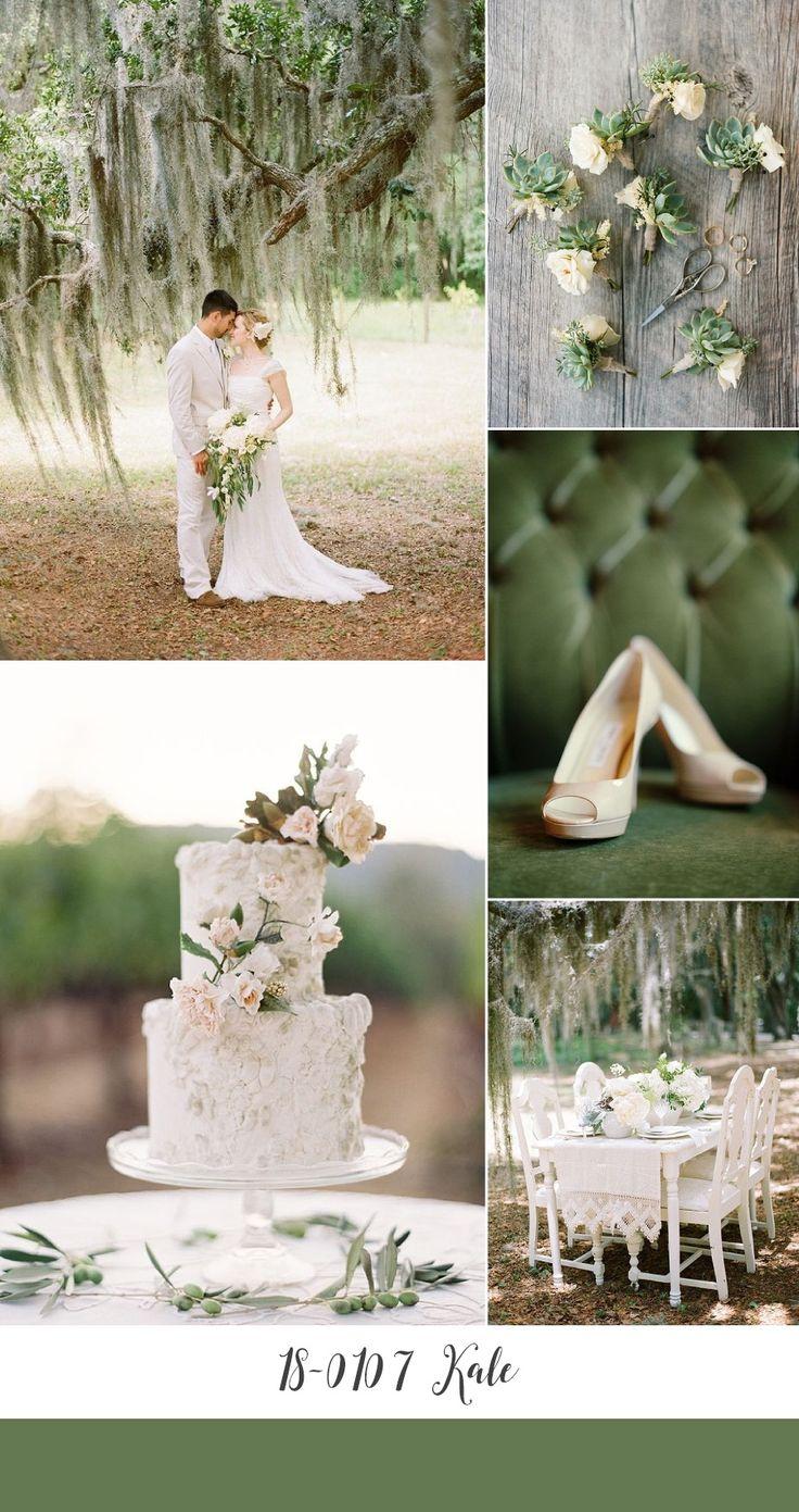 Kale Wedding Inspiration Board