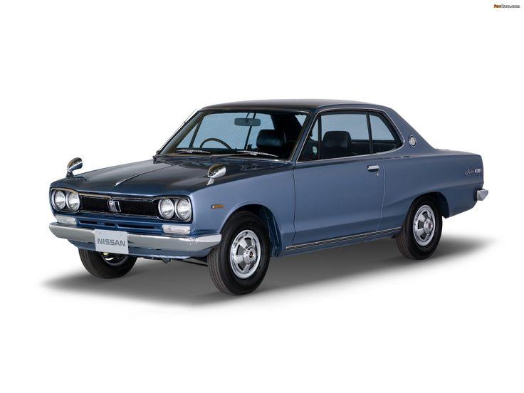 1971 Nissan Skyline (C10)