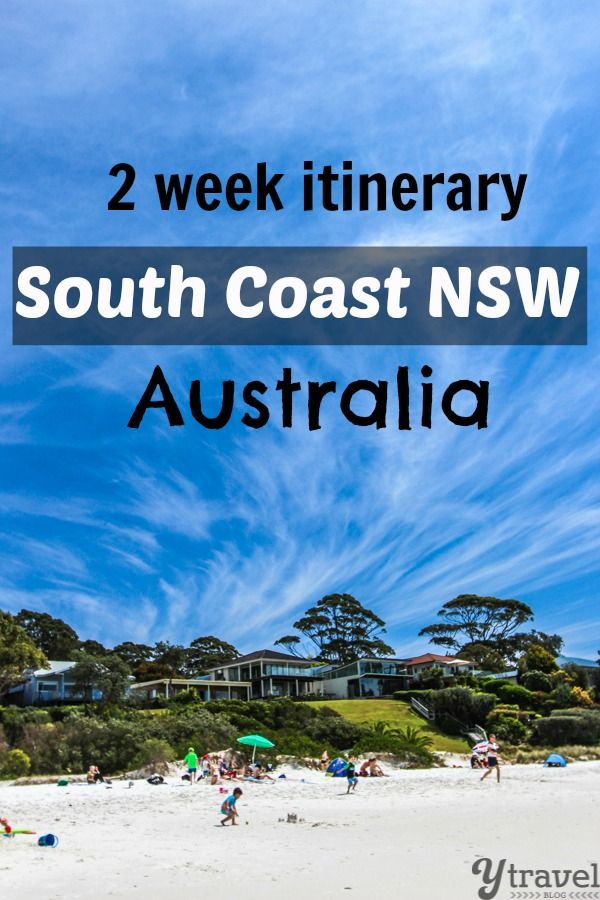 Things to do on the NSW South Coast - Australia - Travel Itinerary