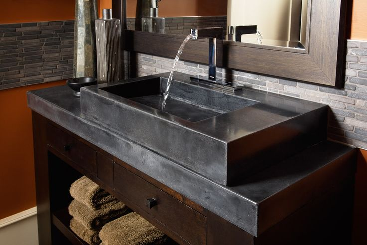 Concrete Countertops : ... Polished Concrete, Concrete Countertops and Concrete Bathroom