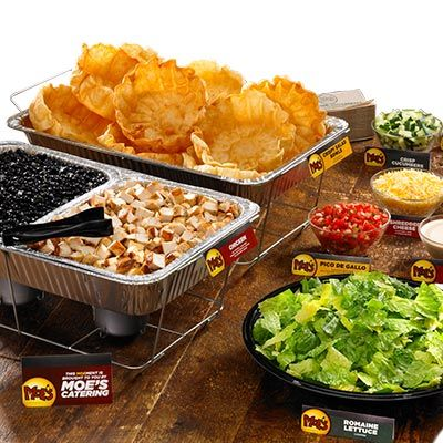 Mexican Catering | Mexican Food Catering Menu | Moe's Southwest Grill