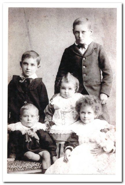 William George Teagle - Mary Parsons - David, Lillian And Connected Families