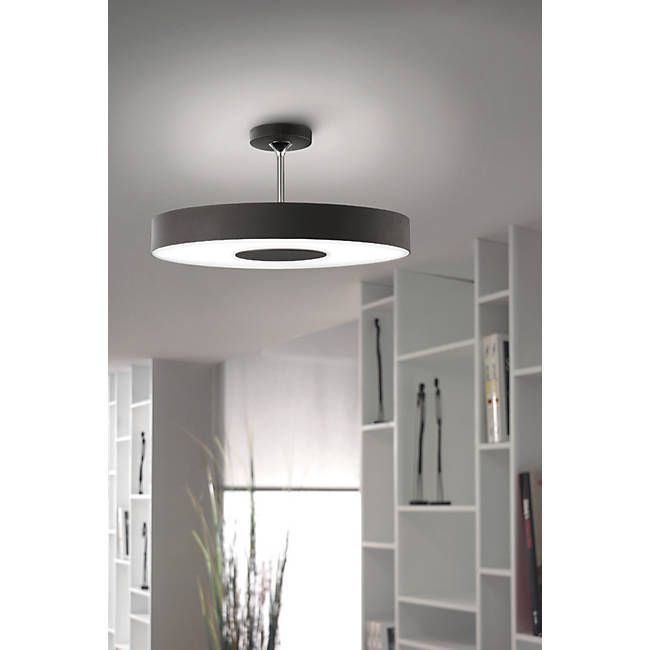 Discus semi flush ceiling light by philips at lumens com