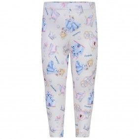 f98eceea2 Monnalisa Cinderella Baby Leggings. Monnalisa Cinderella Baby Leggings  Designer Baby Clothes ...