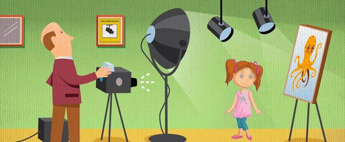 Autorizacion para publicar fotos de menores en colegios exige la ley de Proteccion de Datos permiso de los padres escrito firmado LOPD plantilla documento