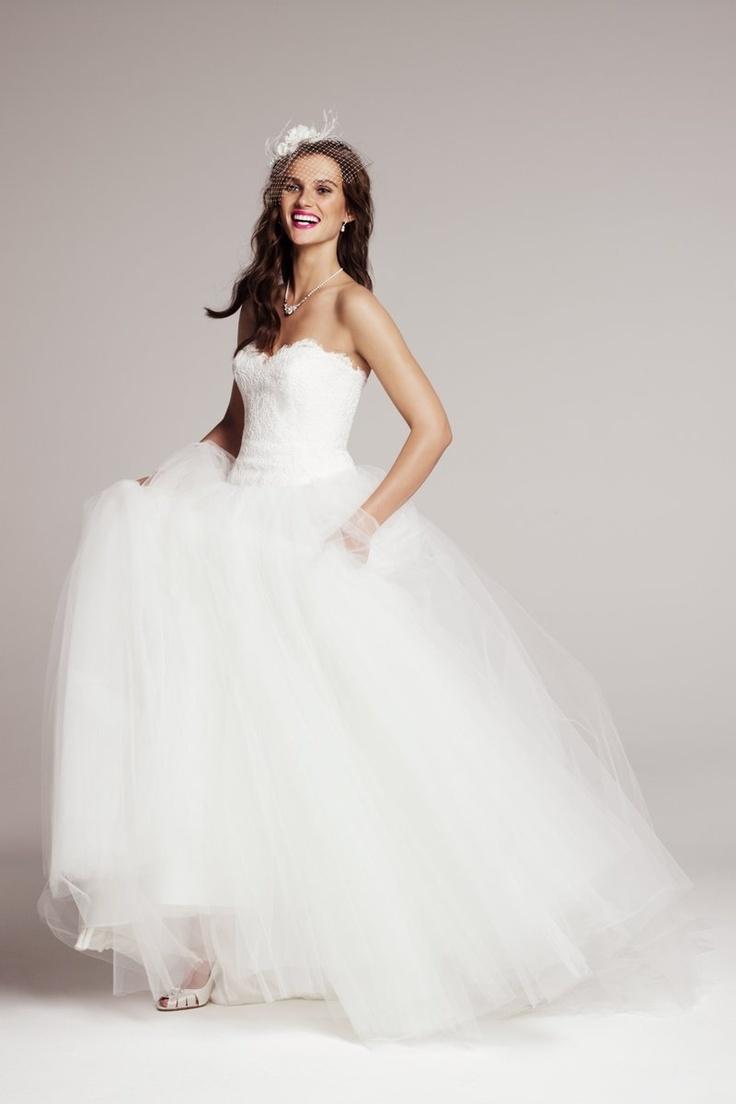 112 best Wedding Fashion, Dresses images on Pinterest | Wedding ...