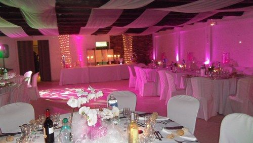 ... salle de reception  Receptions, Mariage and Reception decorations