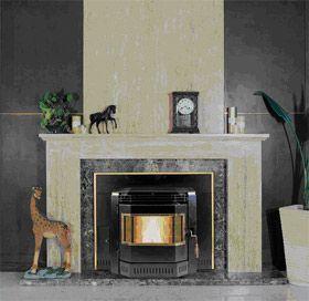 inset pellet stove design | Wood Pellet Stove For Sale,Pellet Burning Fireplace,Pellet Stoves ...