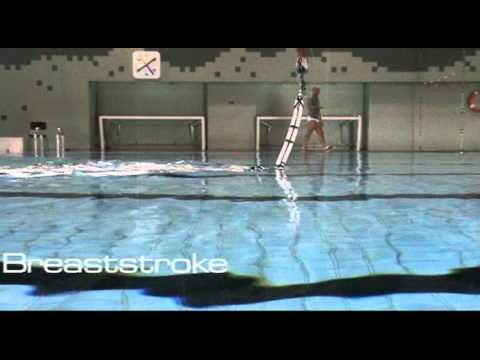 """Aquatrainer: a new snorkel from COSMED for enhanced """"breath by breath"""" gas analysis during swimming - YouTube"""
