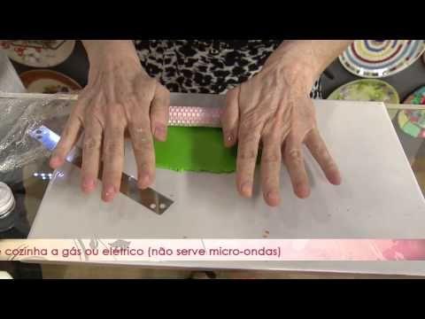 Aprenda a decorar um prato usando a técnica de Patchwork de texturas! - YouTube