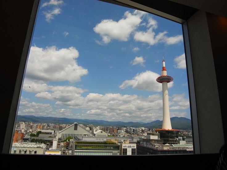 度々行きたい旅。: ジェイアール京都伊勢丹・オープンビューレストランは京都眺望と食材がgood!