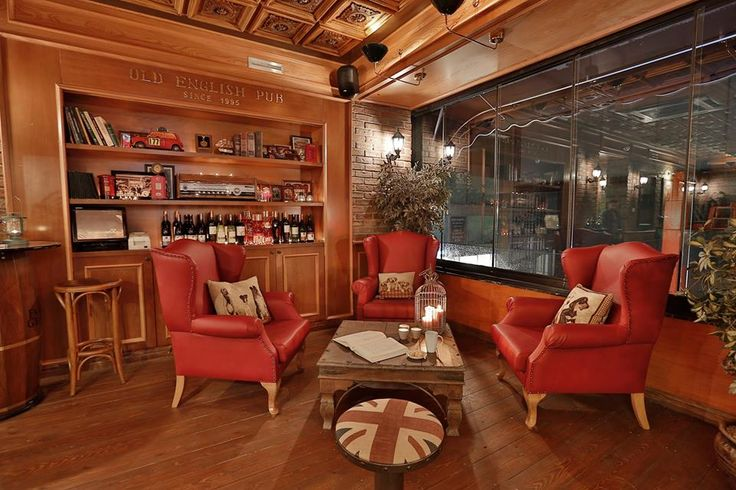 old english pub interior design #rendahelindesign #design #works #interiordesign #interior #decoration #oldenglishpub #bagdatcaddesi