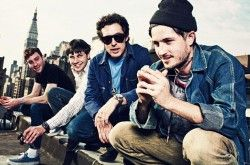 The Black Lips (USA), Middlemist Red (H)