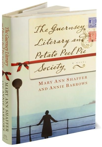 The Guernsey Literary and Potato Peel Pie Society....one of my all time favs!!!!!!