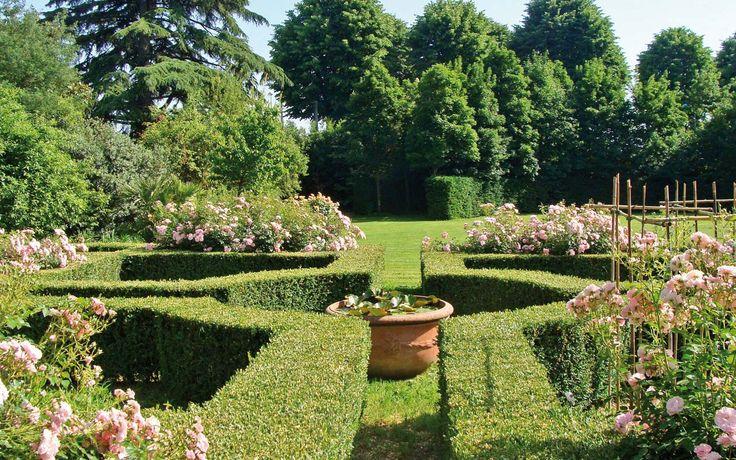 Gruppo MATI - Giardini Formali
