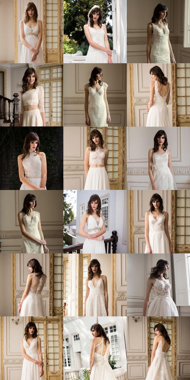 Top Wedding Dress Trends From Santo Encanto  ·  2017