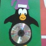 Cd crafts for kids