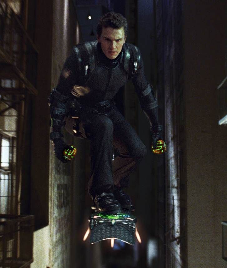 The Green Goblin (Harry Osborn) from Spider-Man 3