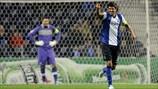 Lucho González (FC Porto)   Porto 3-0 Dínamo Zagreb. 21.11.12.
