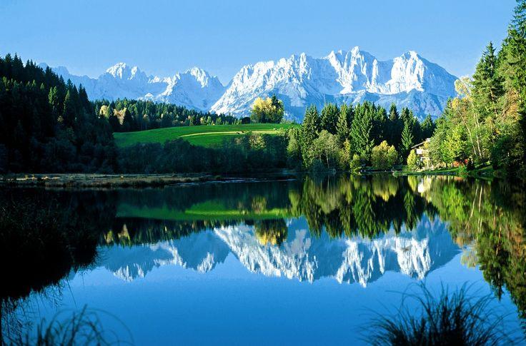 Wilder Kaiser (Wild King) Tirol, Austria