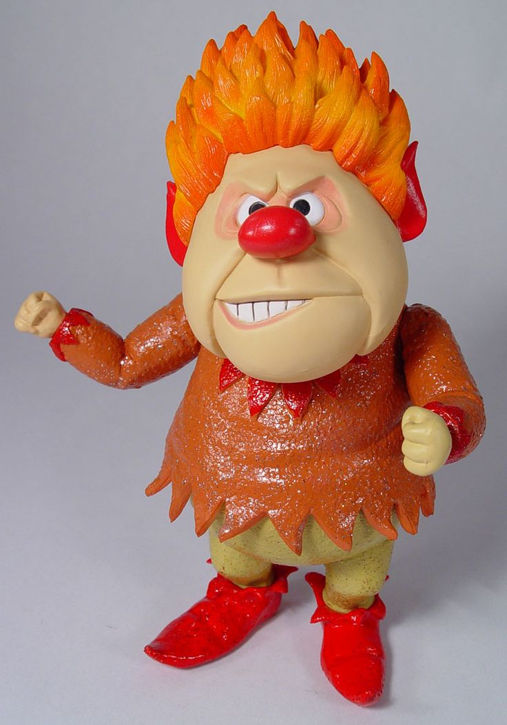 Heat Miser....Hot dog