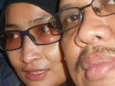 Q ingin menatap masa depan yang berarti bersama suami Q yang baru....Q ingin bahagiakan dia....