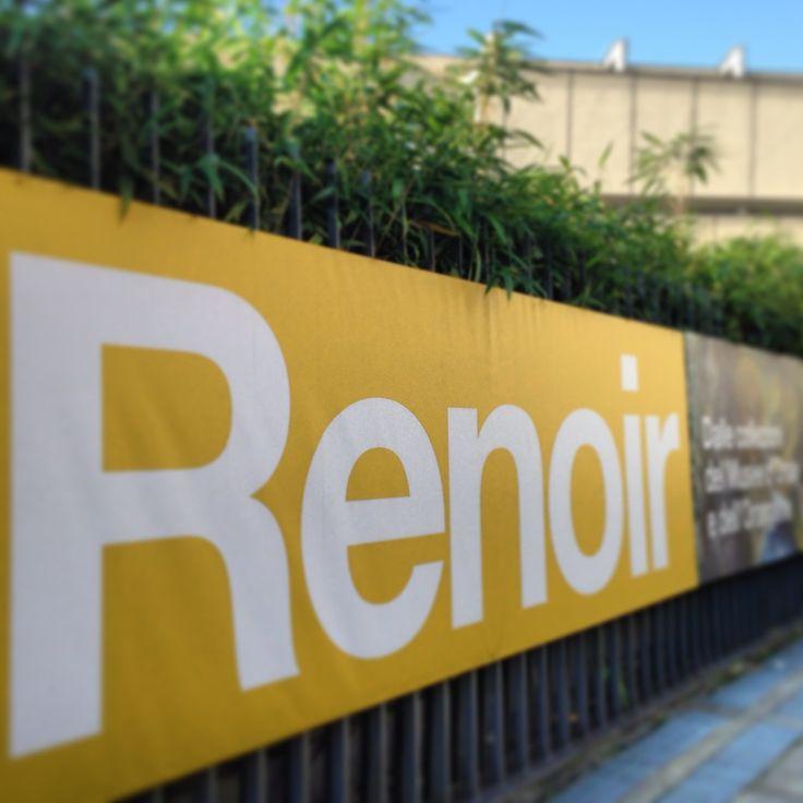 Mostra di Renoir alla @Gam Torino