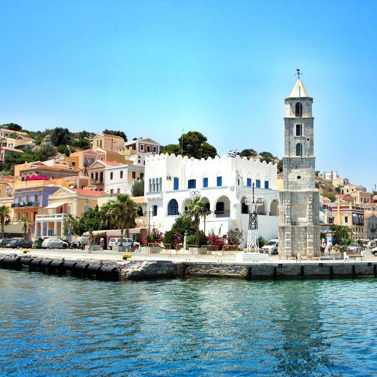 Symi Island- Greece