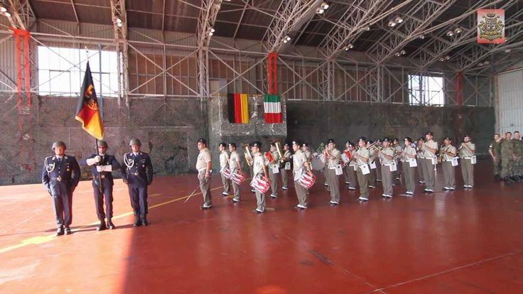 Das Musikkorps der Brigade SASSARI (italienische Armee)