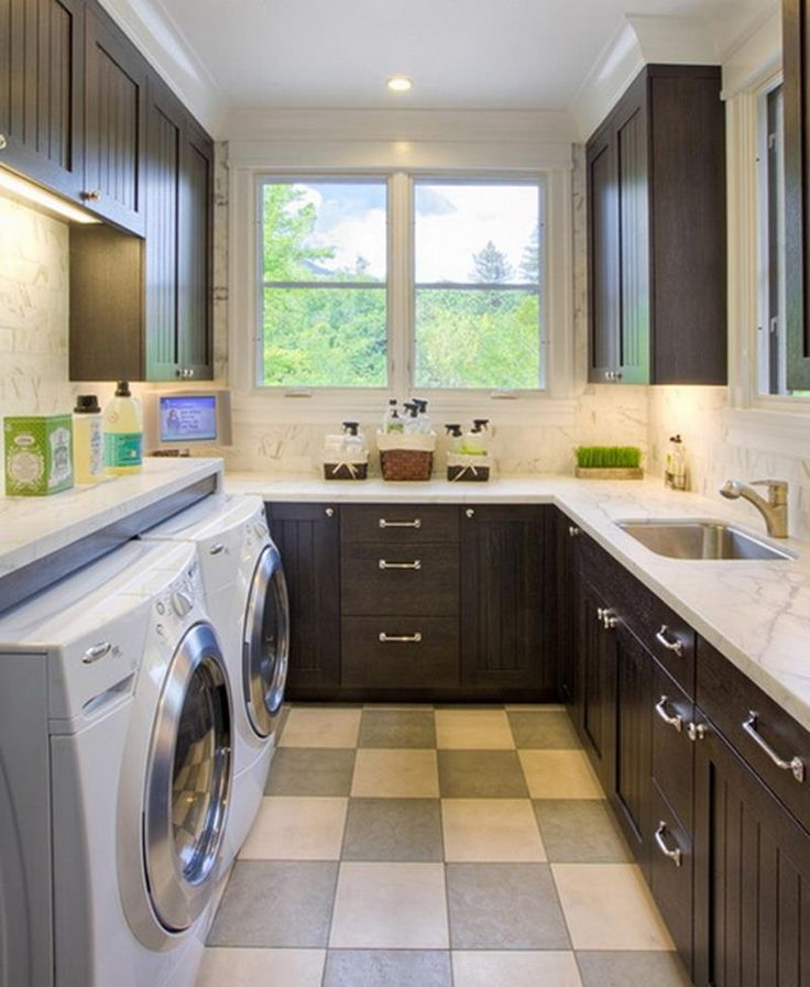 Captivating 23 Laundry Room Design Ideas