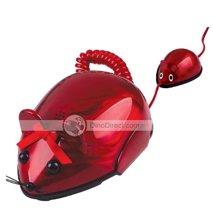 Fascinating cartoon mouse telephone! With novelty and unique cartoon mouse style, the Mouse Desk Cord Phone Telephone is very charming and beautiful $20.99 #Mothersday #Gift #ideas http://www.buy-gifts.us/2012/03/cartoon-mother-and-child-mouse-shaped-desk-cord-phone-telephone/