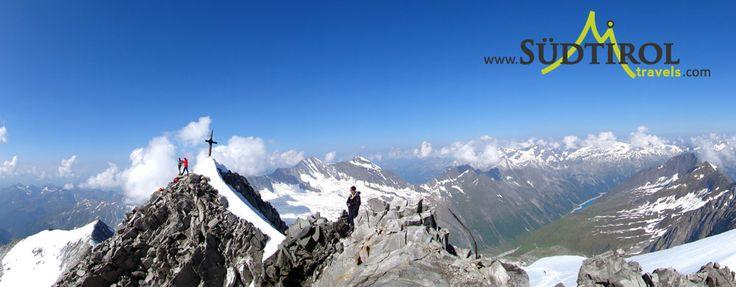 Gipfelausblick vom Großen Möseler