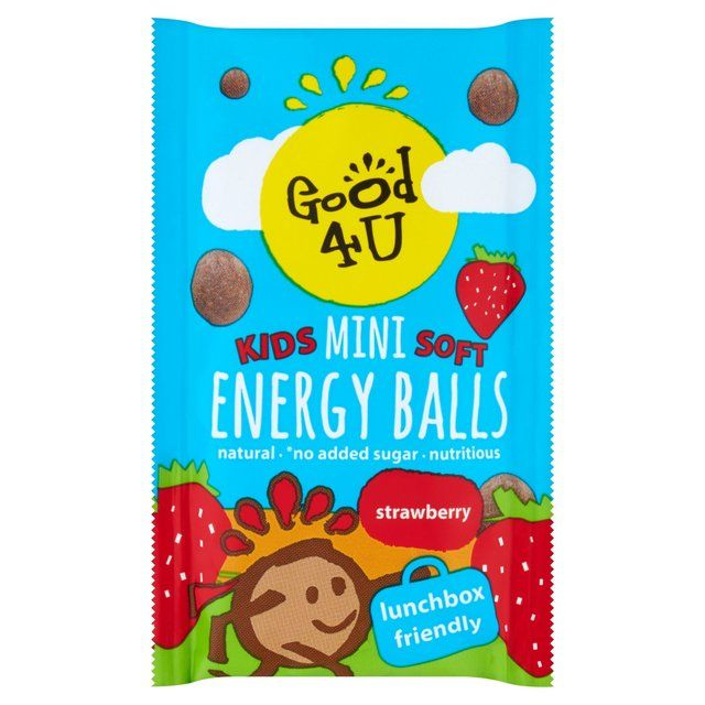 Good4u Super Bites Kids Strawberry Vanilla 20g From Ocado S Izobrazheniyami