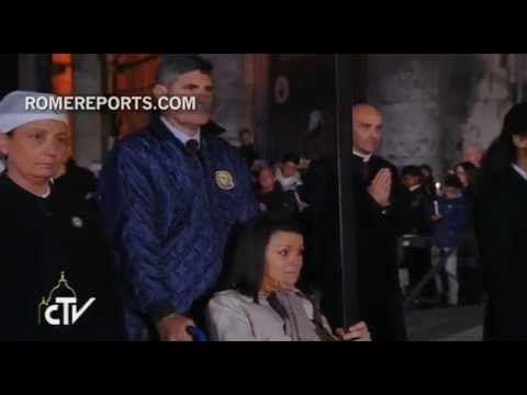 Papa denuncia en el Via Crucis del Coliseo el silencio cómplice hacia cristianos perseguidos