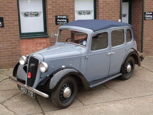 Austin 10/4 4 seater Conway Cabriolet (1937)