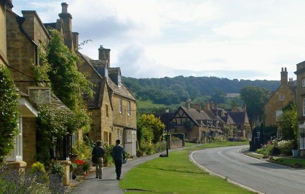 Broadway in the Cotswolds - spent a lot of wonderful time there