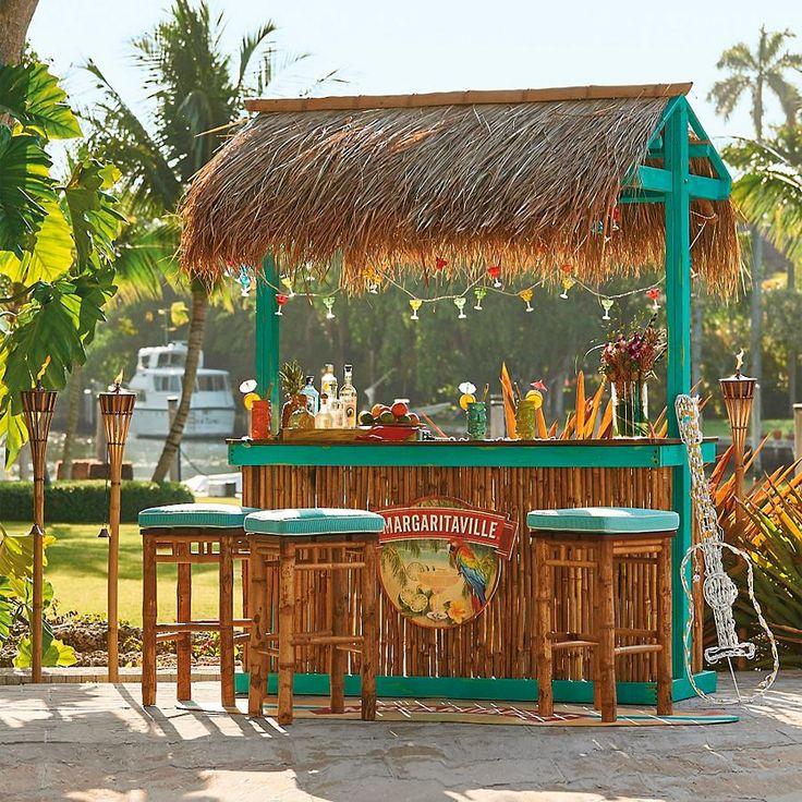 Tiki Hut Restaurant: 71 Best TIKI HUT / TIKI BAR Images On Pinterest
